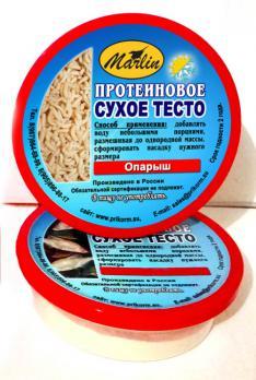"""Высокопротеиновое сухое тесто """"Опарыш"""" 150мл"""