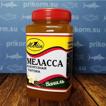 Меласса + Бетаин (Патока сладкая кукурузная) Ванильная