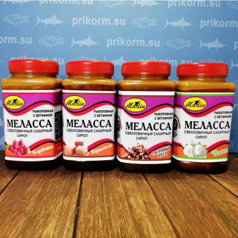 Меласса + Бетаин (Патока свекловичная) Жареная семечка