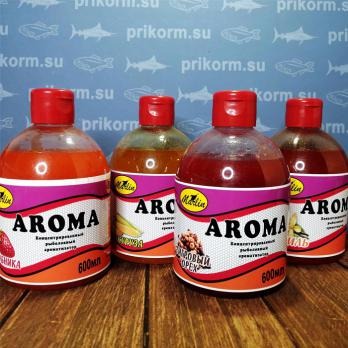 AROMA - Ароматизатор для прикормки Мотыль