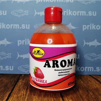 AROMA - Ароматизатор для прикормки Клубника